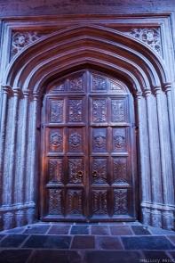 Vous reconnaissez cette porte...?