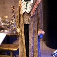 L'horrible robe de soirée de Ron