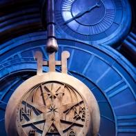 L'horloge de la Grande Salle !