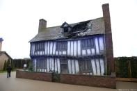 La maison des Potter ! Grandeur nature !