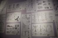Les incroyables plans et maquettes du film
