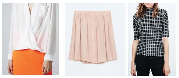 Topshop - Zara - Cooperative (via Urban outfitters)