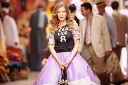 Alleluia avoir du style n'est pas une condition sine qua non pour travailler dans le milieu de la mode.