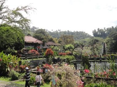 Jardin de Tirta Gangga