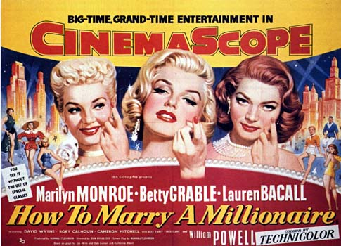 Marilyn, Betty et Lauren n'ont pas attendu le 8 mars.
