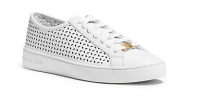 Michael Kors, Olivia Leather Sneaker, 135 euros
