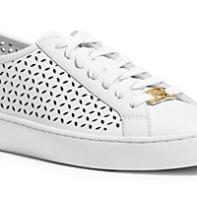 Michael Kors, Olivia Leather Sneaker, 135 euros