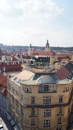 Vue de Prague.
