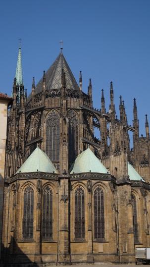 La cathédrale St Guy.