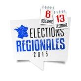 Dates élections régionales france 2015