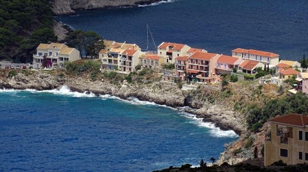 Île de Céphalonie en Grèce.