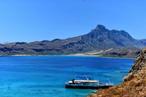 La Crète.