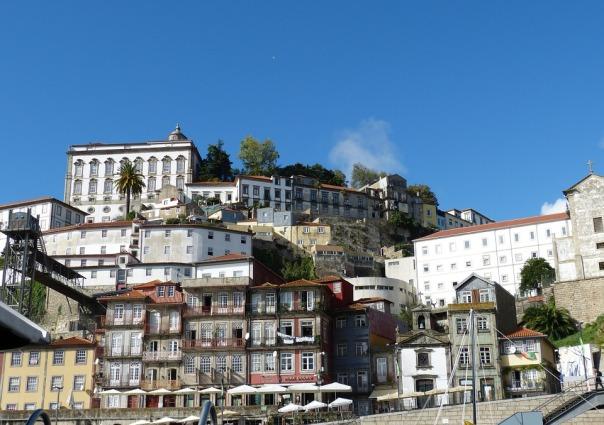 Vieille ville de Porto, Portugal.